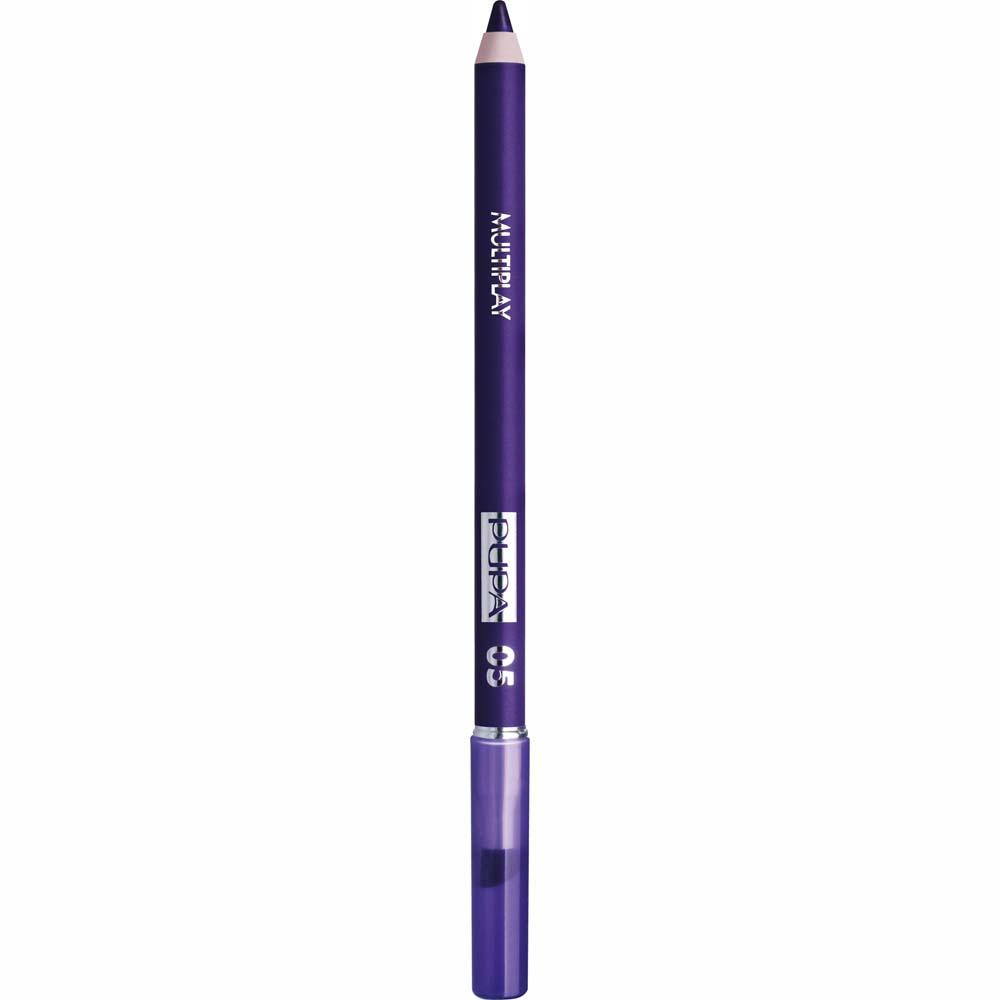 PUPA Карандаш с аппликатором для век 05 / Multiplay Eye Pencil