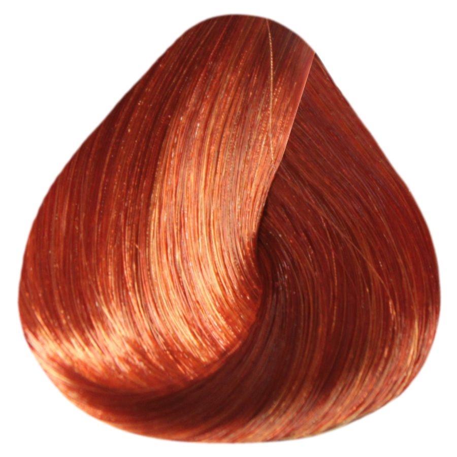 ESTEL PROFESSIONAL 7/54 краска д/волос / DE LUXE SENSE 60млКраски<br>7/54 красно-медный Разнообразие палитры оттенков SENSE DE LUXE позволяет играть и варьировать цветом, усиливая естественную красоту волос, создавать яркие оттенки. Волосы приобретут великолепный блеск, мягкость и шелковистость. Новые возможности для мастера, истинное наслаждение для вашего клиента. Полуперманентная крем-краска для волос не содержит аммиак. Окрашивает волосы тон в тон. Придает глубину натуральному цвету волос, насыщает их блеском и сиянием. Выравнивает цвет волос по всей длине. Легко смешивается, обладает мягкой, эластичной консистенцией и приятным запахом, экономична в использовании. Масло авокадо, пантенол и экстракт оливы обеспечивают глубокое питание и увлажнение, кератиновый комплекс восстанавливает структуру и природную эластичность волос, сохраняет естественный гидробаланс кожи головы. Палитра цветов: 68 тонов. Цифровое обозначение тонов в палитре: Х/хх   первая цифра   уровень глубины тона х/Хх   вторая цифра   основной цветовой нюанс х/хХ   третья цифра   дополнительный цветовой нюанс Рекомендуемый расход крем-краски для волос средней густоты и длиной до 15 см   60 г (туба). Способ применения: ОКРАШИВАНИЕ Рекомендуемые соотношения Для темных оттенков 1-7 уровней и тонов EXTRA RED: 1 часть крем-краски SENSE DE LUXE + 2 части 3% оксигента DE LUXE Для светлых оттенков 8-10 уровней: 1 часть крем-краски ESTEL SENSE DE LUXE + 2 части 1,5% активатора DE LUXE. КОРРЕКТОРЫ /CORRECTOR/ 0/00N   /Нейтральный/ бесцветный безамиачный крем. Применяется для получения промежуточных оттенков по цветовому ряду. 0/66, 0/55, 0/44, 0/33, 0/22, 0/11   цветные корректоры. С помощью цветных корректоров можно усилить яркость, интенсивность цвета, или нейтрализовать нежелательный цветовой нюанс. Рекомендуемое количество корректоров: 1 г = 2 см На 30 г крем-краски (оттенки основной палитры): 10/Х   1-2 см 9/Х   2-3 см 8/Х   3-4 см 7/Х   4-5 см 6/Х   5-6 см 5/Х   6-7 см 4/Х   7-8 см 3/Х   8-9 см Коррект