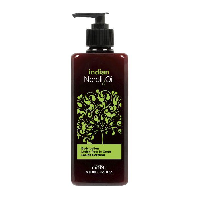Купить BODY DRENCH Лосьон индийский для тела с маслом нероли / Exotic Oils Indian Neroli Oil Body Lotion 500 мл