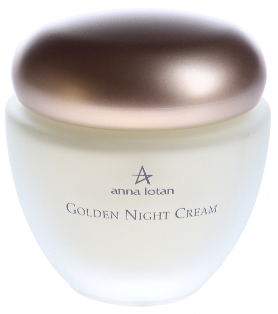 "ANNA LOTAN ���� ������ ""�������"" / Golden Night Cream LIQUID GOLD 50��"