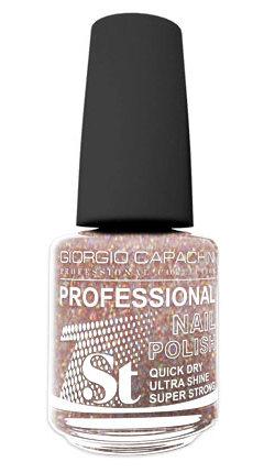 Купить GIORGIO CAPACHINI 68 лак для ногтей, алмазная пыль / 1-st Professional 16 мл, Розовые