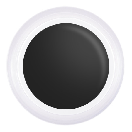 Гель-краска для стемпинга, аэропуффинга и китайской росписи, № T2 черная 5 г