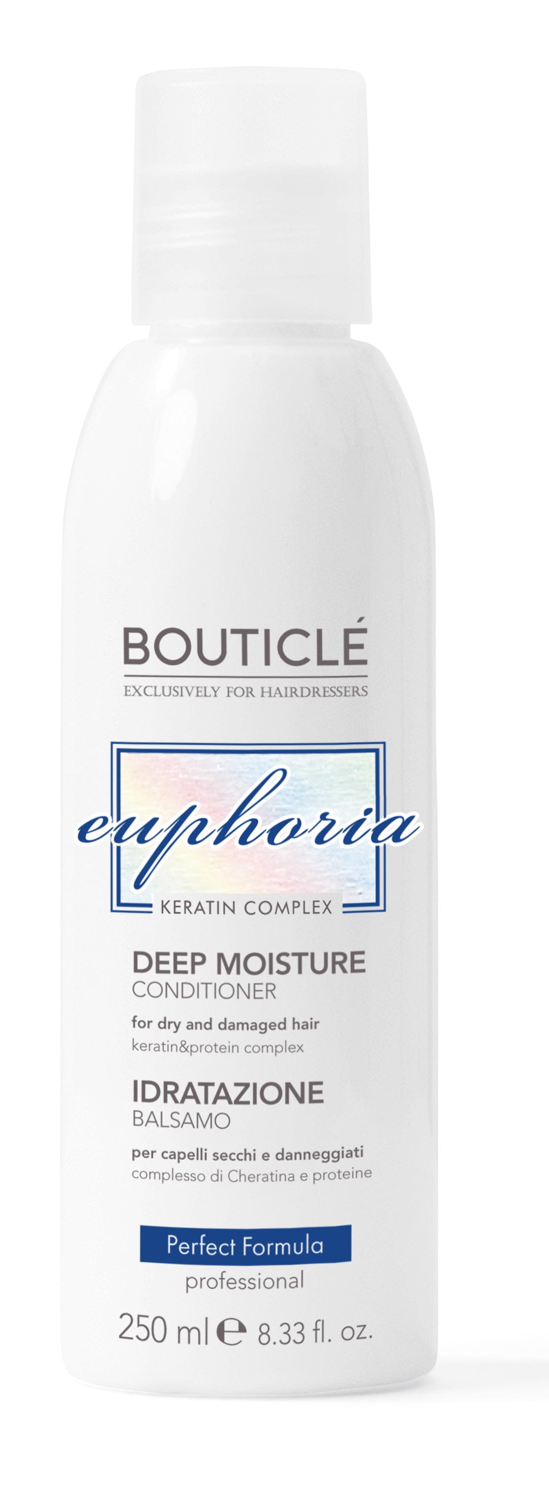Купить BOUTICLE Кондиционер увлажняющий с Keratin Complex для волос / Deep Moisture Conditioner 250 мл
