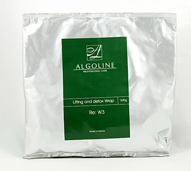 ALGOLINE Обертывание с эффектом лифтинга и вывода токсинов / Lifting and detox wrap 300гр от Галерея Косметики