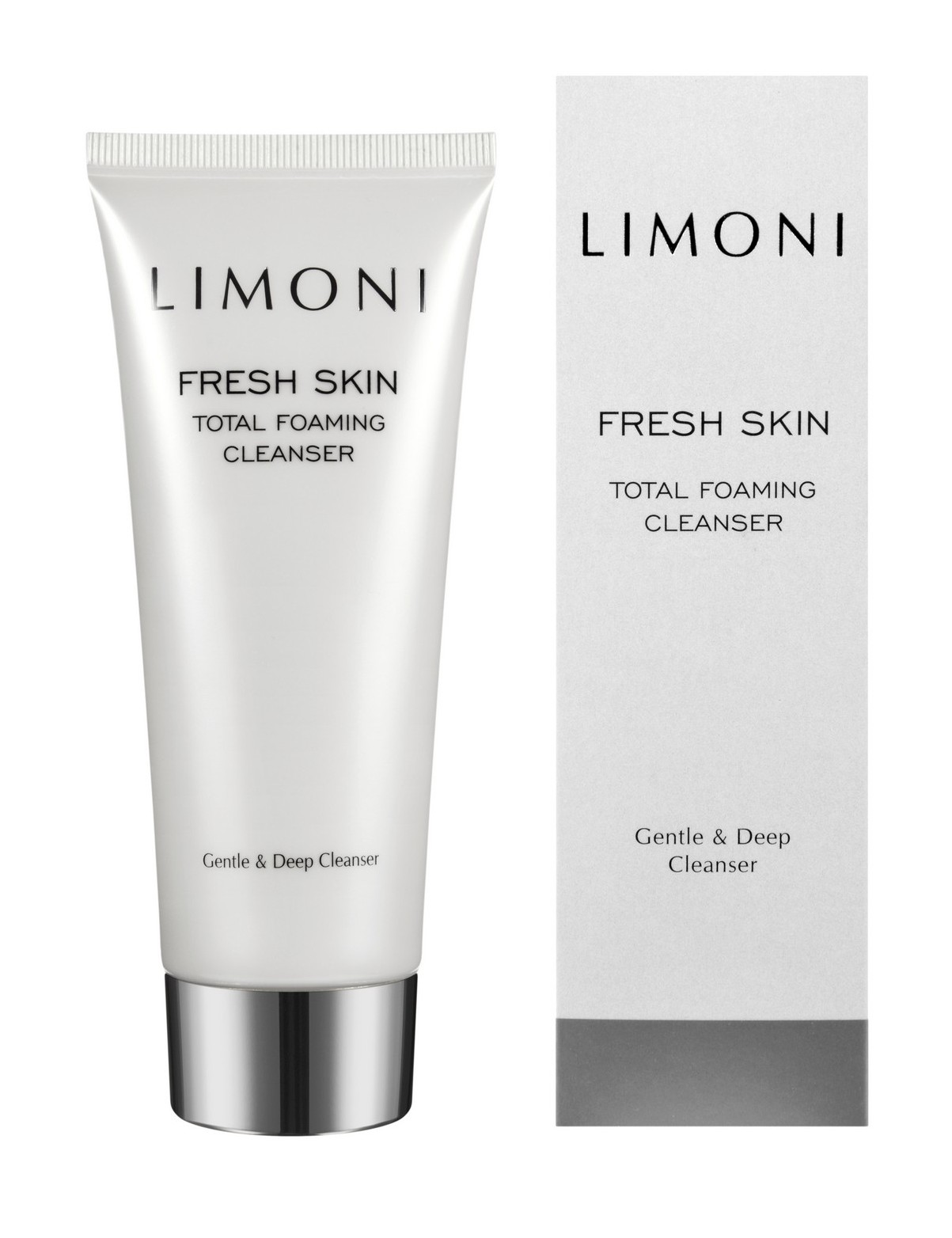 LIMONI Пенка для глубокого очищения кожи / Total Foaming Cleanser 100мл -  Пенки