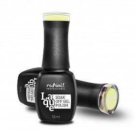 RuNail 2167 гель-лак для ногтей Яблочный сорбет / Laque 12 мл