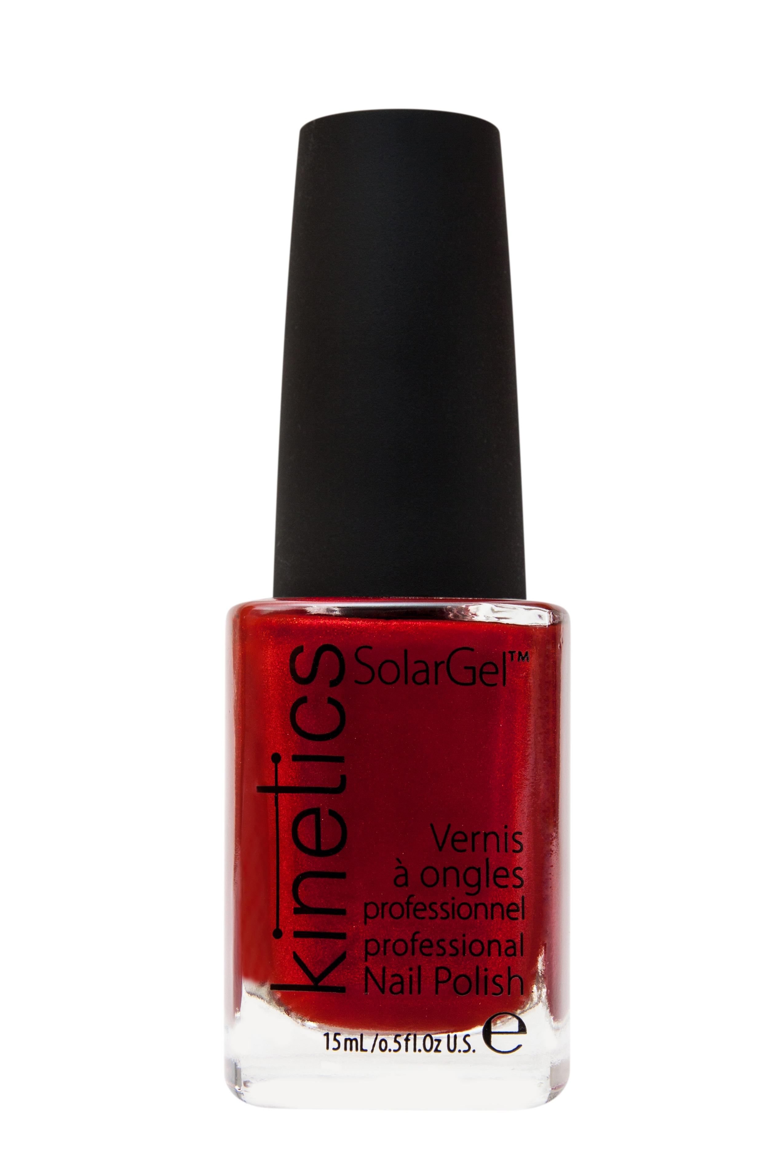 Купить KINETICS 300 лак профессиональный для ногтей / SolarGel Polish 15 мл, Красные