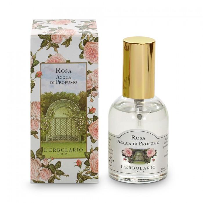 LERBOLARIO Вода парфюмированная Роза 50 млПарфюмерия<br>Роза - царица цветов, царица ароматов. ЛЭрболарио дарит Вам букет свежих роз - что может быть прекраснее?<br><br>Объем: 50 мл