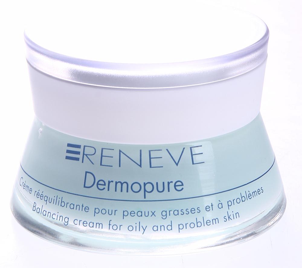 RENEVE Крем лечебный для кожи с проблемами акне / Dermopure Creme 50мл
