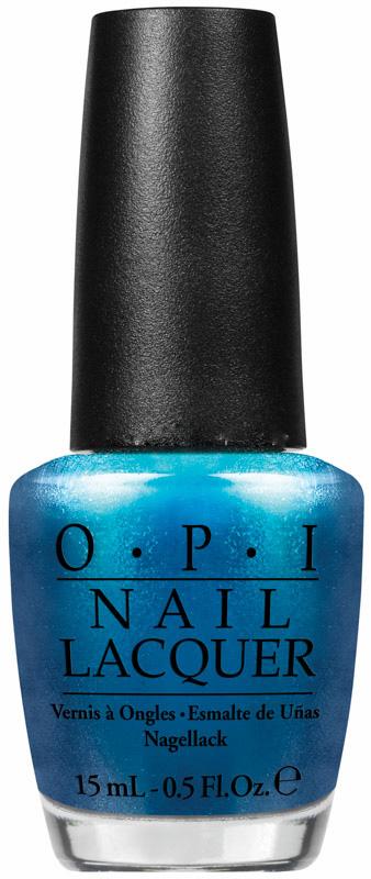 OPI Лак для ногтей I Sea You Wear OPI / Brights Edition 15млЛаки<br>Лак для ногтей На море Вы носите OPI - смотрите, как любит волны этот мерцающий синий металлик. (текстура мерцающий металлик) - модные оттенки: самые горячие и желанные цвета сезона; - насыщенные цвета: высокопигментированные оттенки обеспечивают оптимальное покрытие: - насыщенный блеск: экстра глянец хорошо отражает свет; - быстрое нанесение в два слоя: эксклюзивная кисть ProWide для гладкого ровного покрытия; - долговечный цвет: устойчивое к сколам покрытие, стойкий блеск; - легендарные названия оттенков: скоро они будут у всех на устах. Способ применения: нанесите на ногти 1-2 слоя цветного лака после нанесения базового покрытия. Для придания прочности и создания блеска затем рекомендуется использовать верхнее покрытие.<br><br>Цвет: Синие<br>Объем: 15 мл<br>Виды лака: С блестками