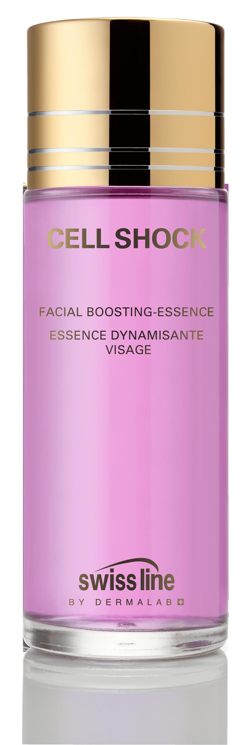 SWISS LINE Эссенция энергетическая для лица / Facial boosting essence 150 мл