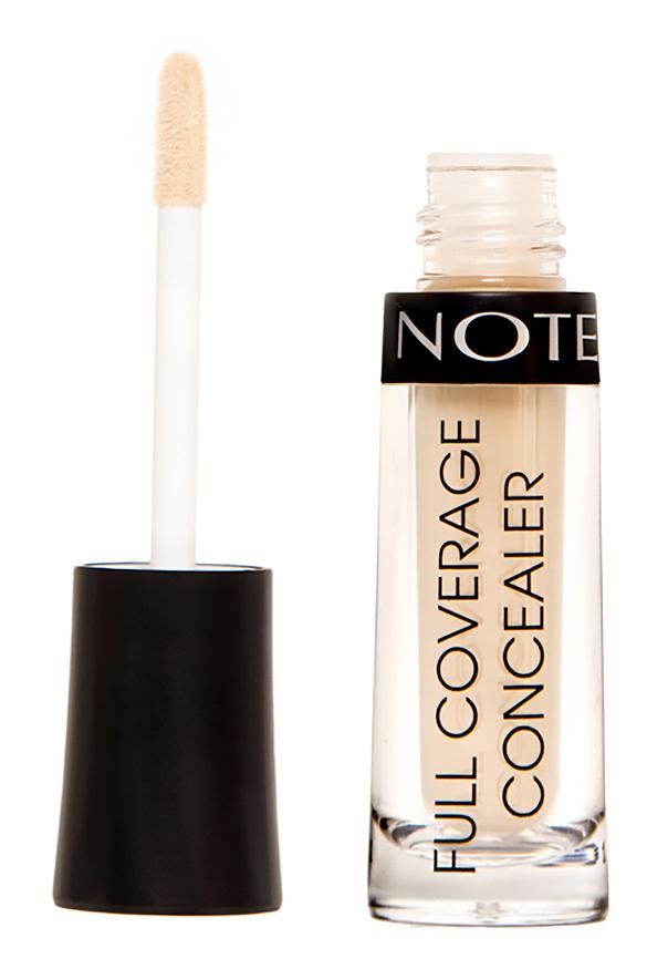 NOTE Cosmetics Консилер жидкий с плотным покрытием 02 / CONCELEAR 2,3 мл