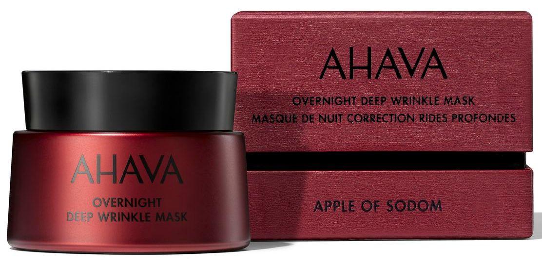 AHAVA Маска ночная против глубоких морщин / Apple of Sodom 50 мл