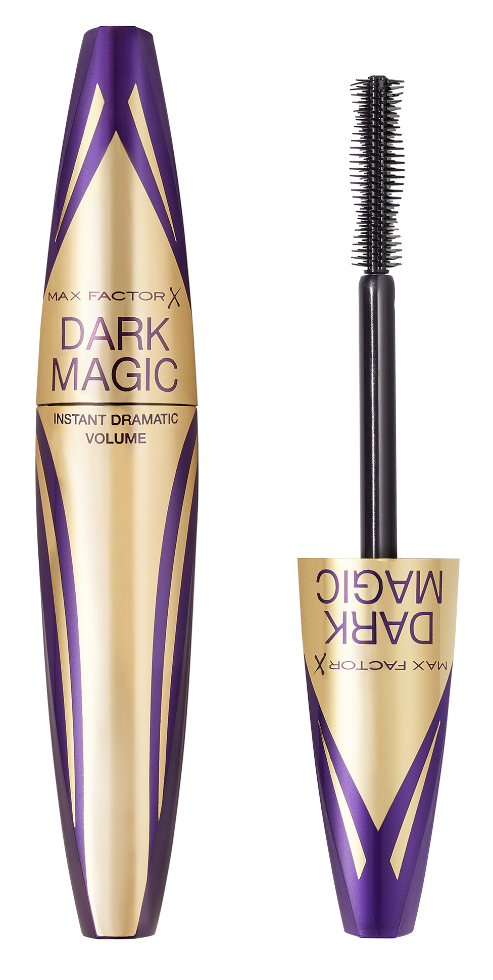 MAX FACTOR Тушь объемная для ресниц / Dark Magic Black brown