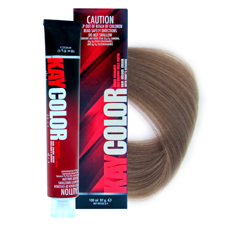 Купить KAYPRO 9.13 краска для волос, очень светло-русый Сахара / KAY COLOR 100 мл, Светло-русый