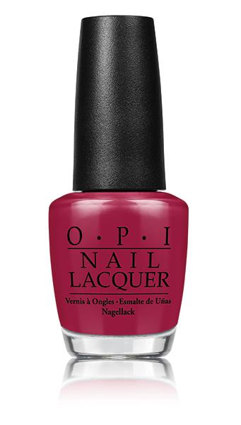 OPI Лак для ногтей OPI By Popular Vote / Washington DC 15млЛаки<br>Темно-бордовый, плотный глянец<br><br>Цвет: Красные