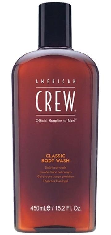 AMERICAN CREW Гель для душа, для мужчин / Classic 450 мл