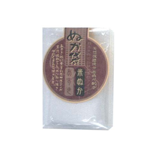 KITAO COSMETICS Пудра рисовая для умывания с экстрактом фасоли лучистой / Nuka 40гр