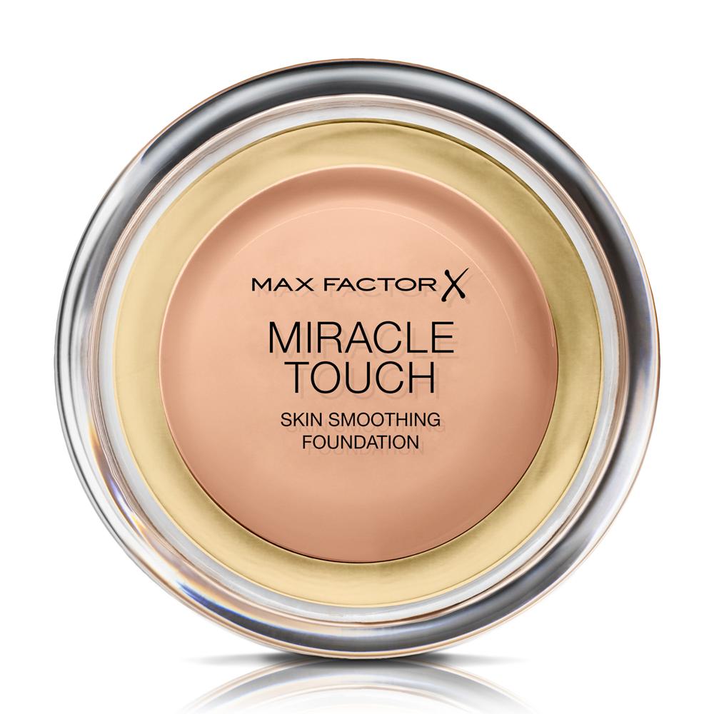 MAX FACTOR Основа тональная 70 / Miracle Touch natural - Тональные основы