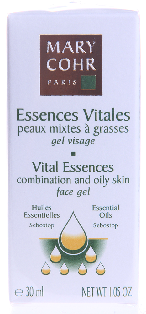 """MARY COHR ��������� ��� ������ ���� """"������ ������"""" / Essences Vitales Peaux Mixtes ? Grasses 30��"""