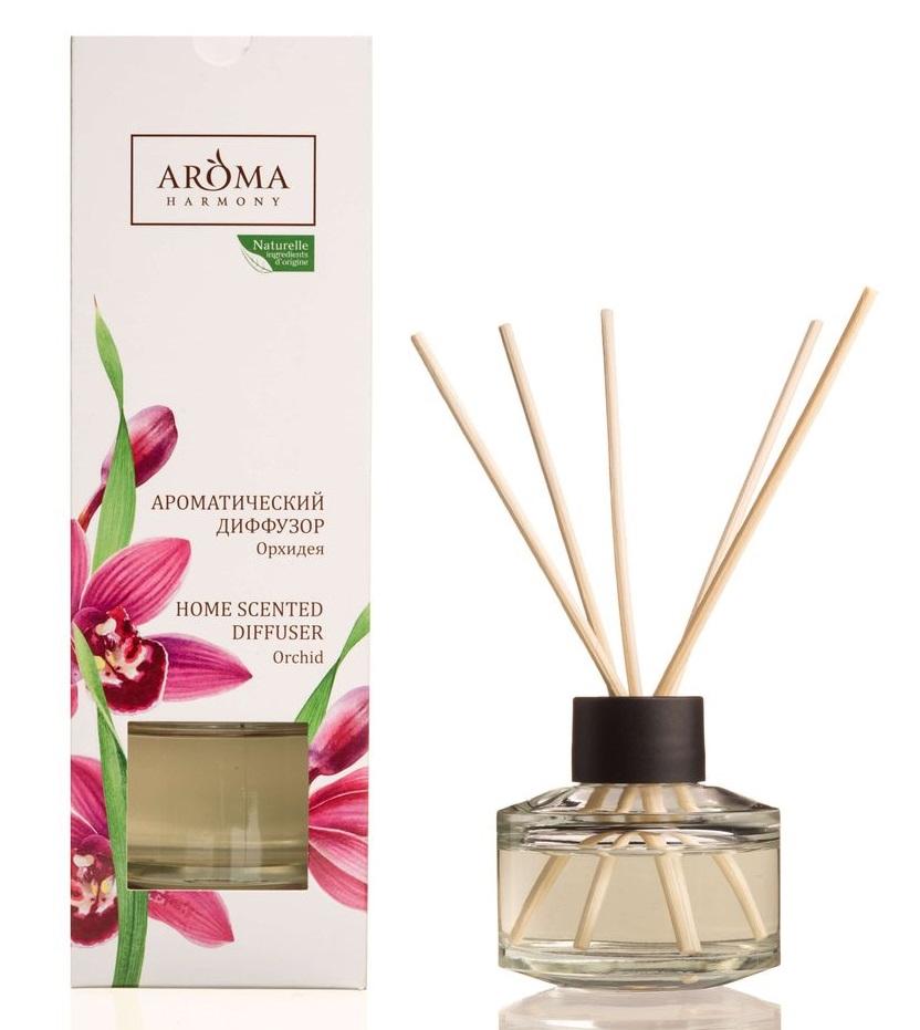 AROMA HARMONY Диффузор ароматический Орхидея 50 мл