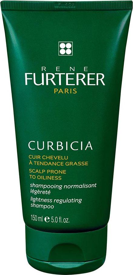 RENE FURTERER Шампунь регулирующий для кожи головы склонной к жирности / Curbicia 150мл