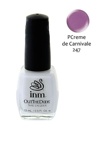 "INM 9247 ��� ��� ������ ""Creme De Carnivale"" / OTD Nail Laquer 15��"