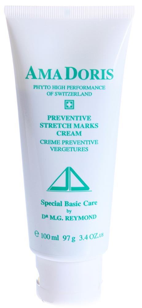 AMADORIS Крем повышающий упругость тела и груди 100млКремы<br>Крем предотвращает появление растяжек во время резкого набора веса и дряблости во время сбрасывания веса. Специально разработан с учетом потребностей вышеназванных типов кожи, содержит растительный комплекс, богатый увлажняющими, смягчающими и витализирующими субстанциями. Возвращает коже эластичность и тонизирует. Активные ингредиенты: Экстракт корня Huang Qin, масло ши (Shea butter), миндальное масло, кокосовое масло, пальмовое масло, оливковое масло, кофеин, эхинацея, экстракт ракитника, экстракт мартинии душистой, эфирное масло лаванды, эфирное масло герани, эфирное масло сандалового дерева, эфирное масло апельсина, эфирное масло грейпфрута, эфирное масло оливковых лепестков. Способ применения: 2 раза в день наносить на области кожи, нуждающиеся в восстановлении ( грудь, живот, бедра и т.д). Постоянно использовать, начиная с 3-го месяца беременности и некоторое время спустя после беременности. Избегать нанесение на грудь в период кормления ребенка грудью.<br><br>Назначение: Растяжки