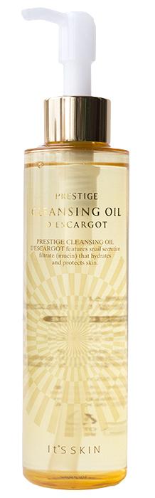 It'S SKIN Масло гидрофильное с муцином улитки Престиж Дескарго / Prestige Cleansing Oil D'escargot 155 мл