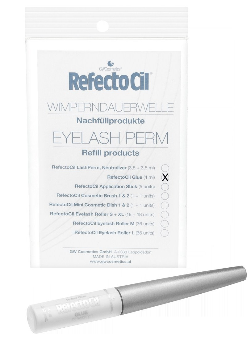 REFECTOCIL Клей / Eye Lash Perm Refill Glue 4 мл - Особые средства