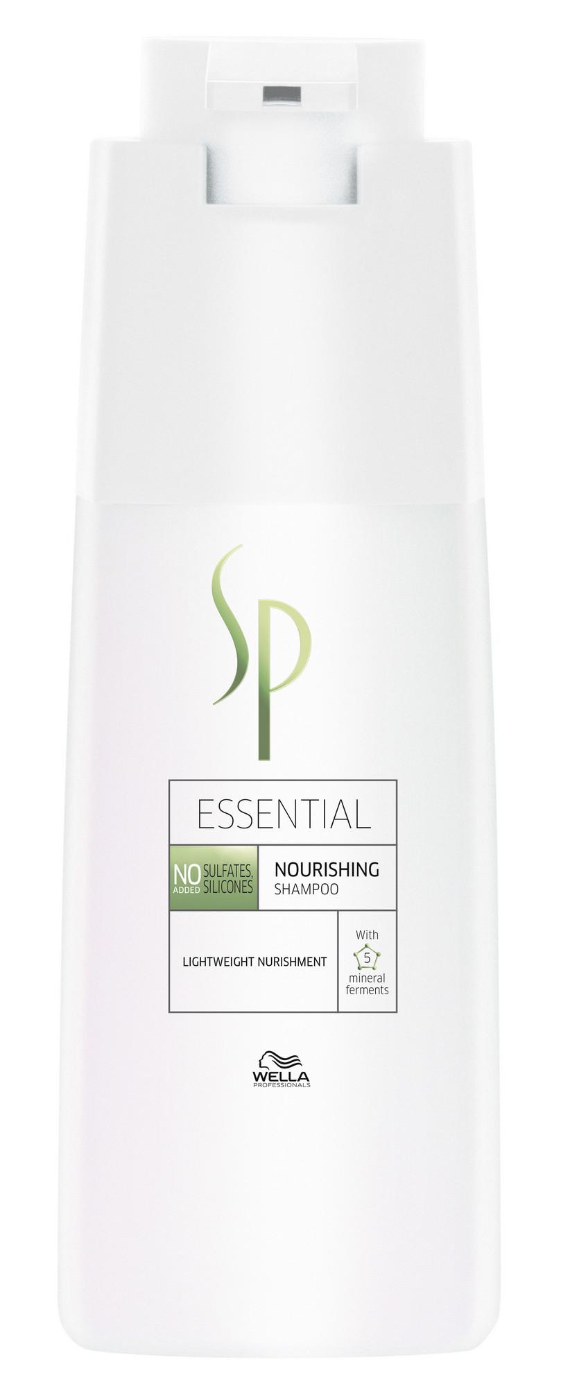 WELLA SP Шампунь питательный для волос / Essential 1000 мл.