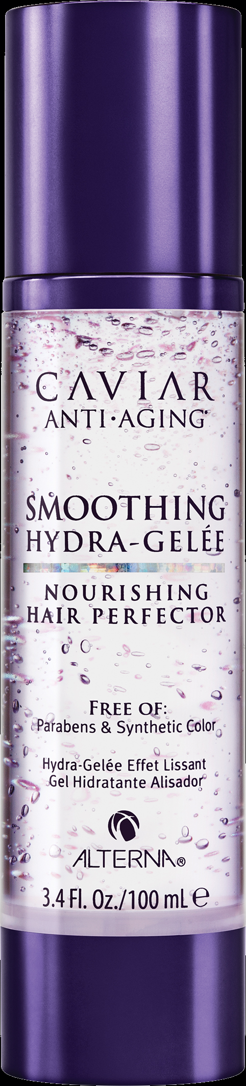 ALTERNA Гель-идеализатор разглаживающий для увлажнения и питания / Anti-Aging Smoothing Hydra-Gelee Nourishing Hair Perfector CAVIAR 100 мл -  Гели