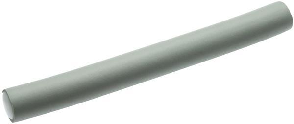 SIBEL Бигуди-папиллоты 18смх19 мм серые 12шт/упБигуди<br>Гибкие бигуди-бумеранги 18см х 19мм серые из пеноматериала 12штук в упаковке. Их преимущество заключается в том, что нет необходимости закреплять бигуди резинками, а достаточно накрутив прядь, завернуть бумеранги вверх кончиками. От диаметра бигуди зависит размер локонов.<br>