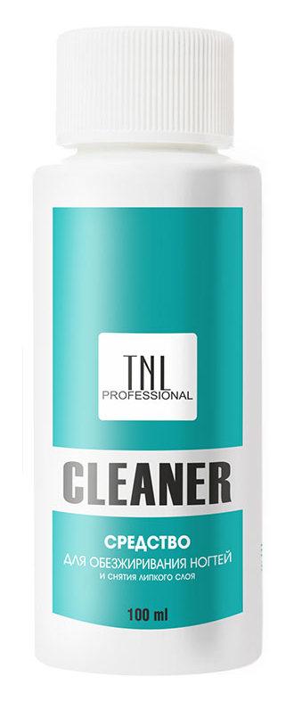 Купить TNL PROFESSIONAL Средство для обезжиривания ногтей и снятия липкого слоя 100 мл