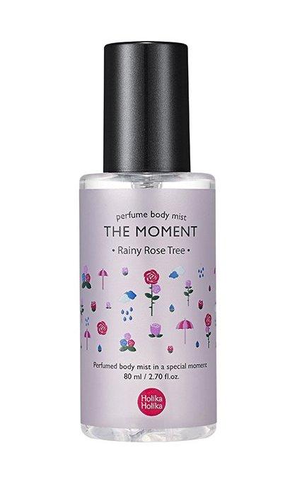 HOLIKA HOLIKA Мист парфюмированный для тела (роза) Момент / The Moment Perfume Body Mist Rainy Rose Tree 80мл