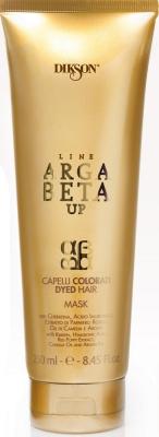 DIKSON Маска для окрашенных волос с кератином / ARGABETA UP Capelli Colorati 250мл dikson масло для ухода за всеми типами волос argabeta oil 100мл