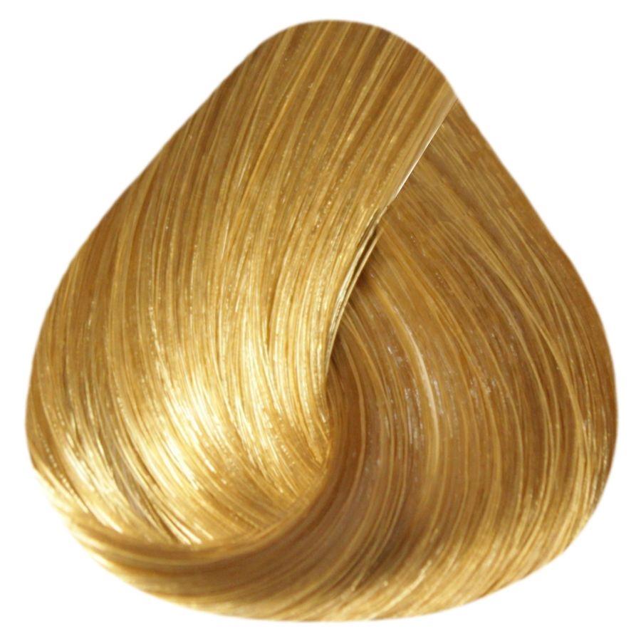ESTEL PROFESSIONAL 8/3 краска д/волос / DE LUXE SENSE 60млКраски<br>8/3 светло-русый золотистый Разнообразие палитры оттенков SENSE DE LUXE позволяет играть и варьировать цветом, усиливая естественную красоту волос, создавать яркие оттенки. Волосы приобретут великолепный блеск, мягкость и шелковистость. Новые возможности для мастера, истинное наслаждение для вашего клиента. Полуперманентная крем-краска для волос не содержит аммиак. Окрашивает волосы тон в тон. Придает глубину натуральному цвету волос, насыщает их блеском и сиянием. Выравнивает цвет волос по всей длине. Легко смешивается, обладает мягкой, эластичной консистенцией и приятным запахом, экономична в использовании. Масло авокадо, пантенол и экстракт оливы обеспечивают глубокое питание и увлажнение, кератиновый комплекс восстанавливает структуру и природную эластичность волос, сохраняет естественный гидробаланс кожи головы. Палитра цветов: 68 тонов. Цифровое обозначение тонов в палитре: Х/хх   первая цифра   уровень глубины тона х/Хх   вторая цифра   основной цветовой нюанс х/хХ   третья цифра   дополнительный цветовой нюанс Рекомендуемый расход крем-краски для волос средней густоты и длиной до 15 см   60 г (туба). Способ применения: ОКРАШИВАНИЕ Рекомендуемые соотношения Для темных оттенков 1-7 уровней и тонов EXTRA RED: 1 часть крем-краски SENSE DE LUXE + 2 части 3% оксигента DE LUXE Для светлых оттенков 8-10 уровней: 1 часть крем-краски ESTEL SENSE DE LUXE + 2 части 1,5% активатора DE LUXE. КОРРЕКТОРЫ /CORRECTOR/ 0/00N   /Нейтральный/ бесцветный безамиачный крем. Применяется для получения промежуточных оттенков по цветовому ряду. 0/66, 0/55, 0/44, 0/33, 0/22, 0/11   цветные корректоры. С помощью цветных корректоров можно усилить яркость, интенсивность цвета, или нейтрализовать нежелательный цветовой нюанс. Рекомендуемое количество корректоров: 1 г = 2 см На 30 г крем-краски (оттенки основной палитры): 10/Х   1-2 см 9/Х   2-3 см 8/Х   3-4 см 7/Х   4-5 см 6/Х   5-6 см 5/Х   6-7 см 4/Х   7-8 см 3/Х   8-9 см