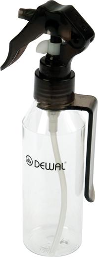 DEWAL PROFESSIONAL Распылитель пластиковый, с держателем на пояс, прозрачный 130 мл