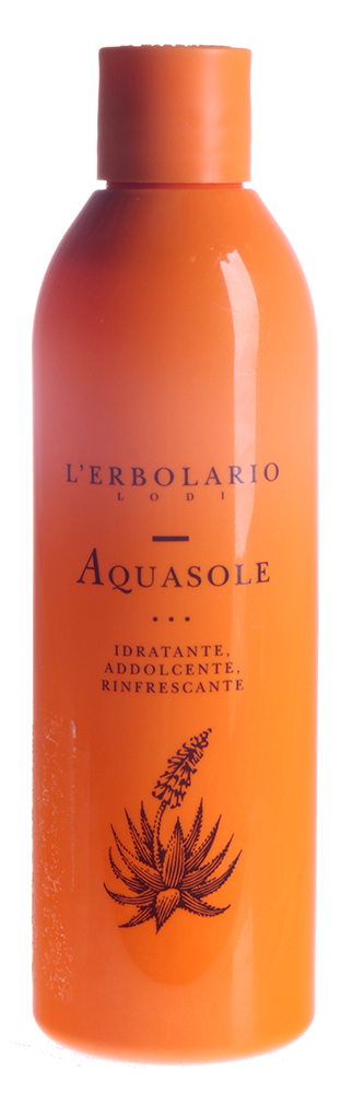 LERBOLARIO Солнцезащитная вода увлажняющая, освежающая 400 мл