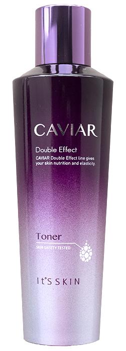 It'S SKIN Тонер-лифтинг с икрой для лица Кэвиар Дабл Эффект / Caviar Double Effect Toner 150 мл