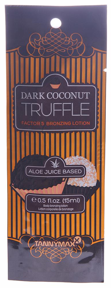 TANNYMAXX �������� � 5-�� ������� ����������� ��� ����/Dark Coconut Truffle Factor 5 Bronzing 6-th SENSE 15��