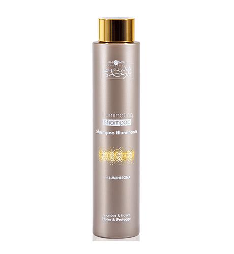 HAIR COMPANY Шампунь придающий блеск / INIMITABLE STYLE Illuminating Shampoo 250 мл