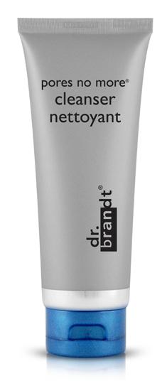 DR. BRANDT Средство очищающее для жирной и комбинированой кожи / pores no more 105мл -  Особые средства