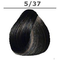 LONDA PROFESSIONAL 5/37 Краска для волос LC NEW инт.тонирование светлый шатен золотисто-коричневый, 60мл