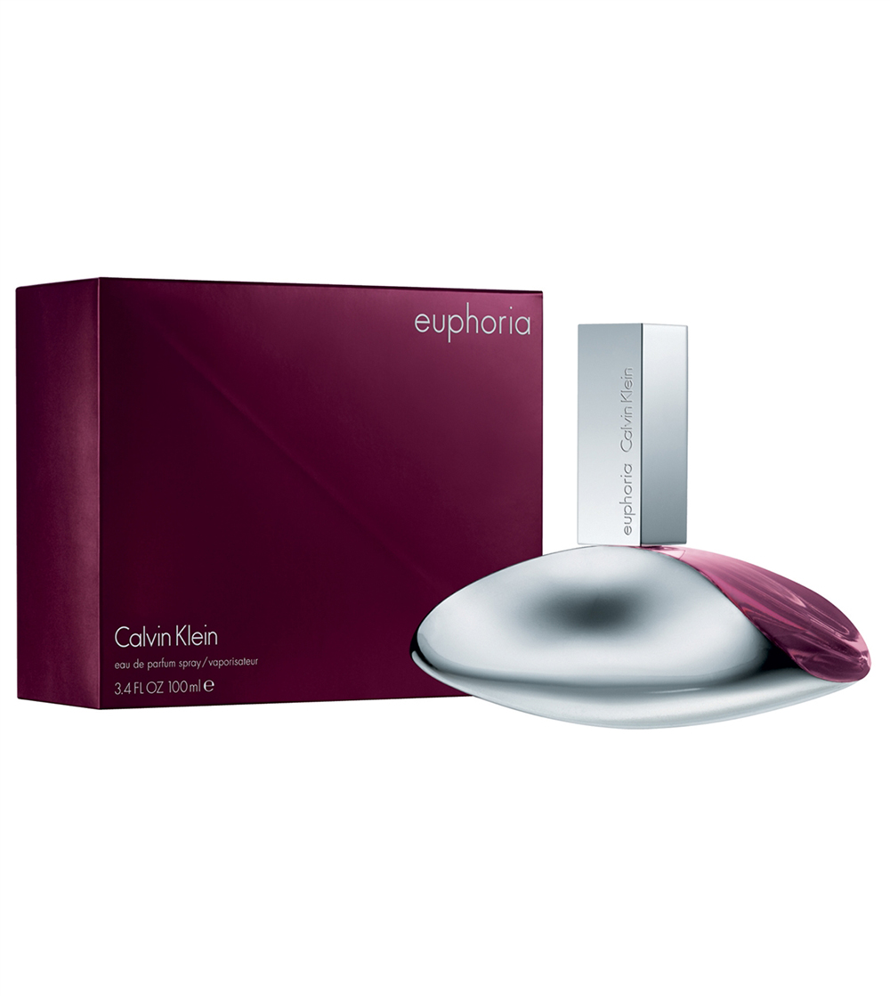 CALVIN KLEIN Вода парфюмированная женская Calvin Klein Euphoria, спрей 100 мл фото
