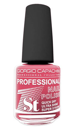 Купить GIORGIO CAPACHINI 77 лак для ногтей / 1-st Professional 16 мл, Розовые
