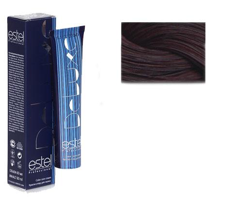 ESTEL PROFESSIONAL 5/60 краска д/волос / DE LUXE 60мл