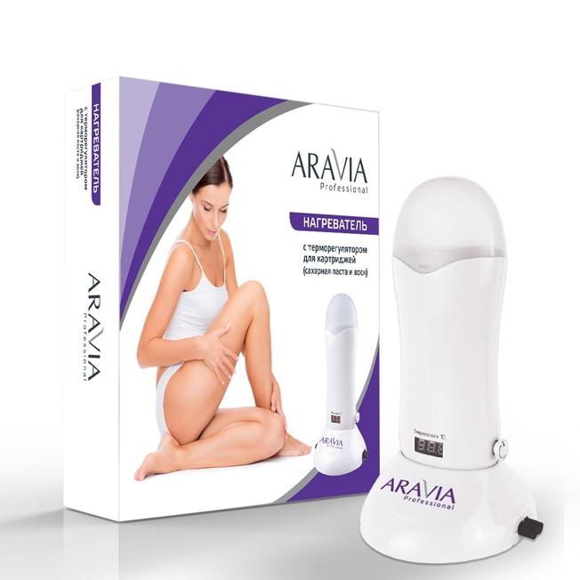 ARAVIA Нагреватель с терморегулятором для картриджей / ARAVIA Professional -  Нагреватели парафина