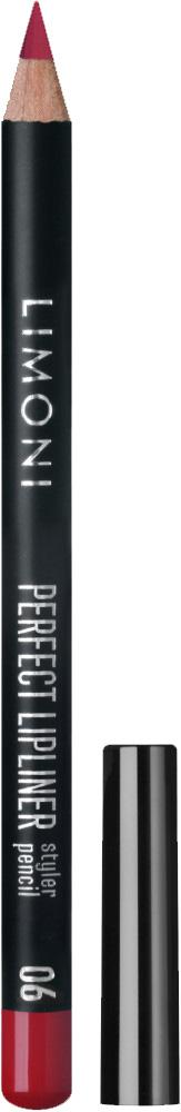 Купить LIMONI Карандаш для губ 06 / Perfect Lipliner