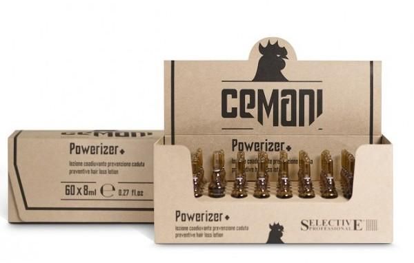 SELECTIVE PROFESSIONAL Лосьон профилактический в ампулах, для мужчин / Powerizer Lotion Cemani 60*8 мл